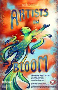 Artist in Bloom poster